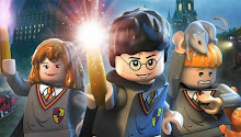LEGO HARRY POTTER COMPUTER GAME STICKERS. WTF?