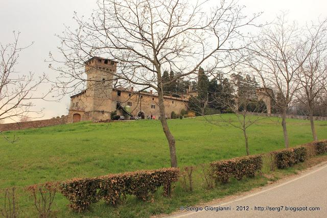 Castello Medici di Marignano