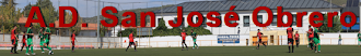 Web Oficial de la A.D. San José Obrero