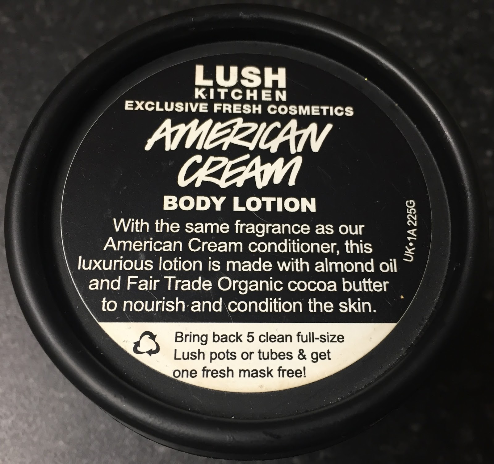 american body butter