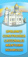 Construim catedral
