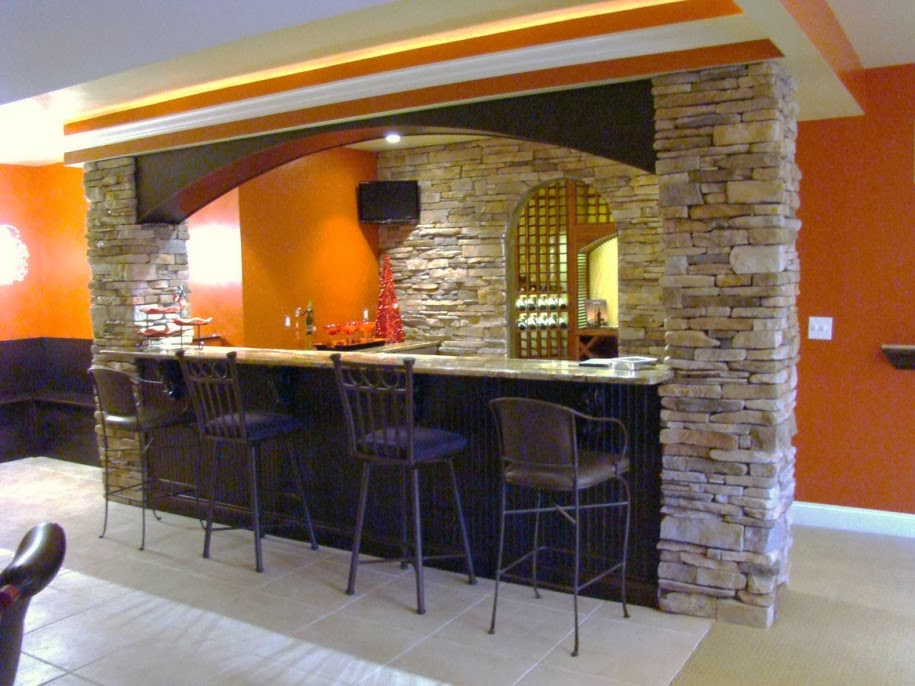 Home Bar Design and Designing Tips - Original Home Designs
