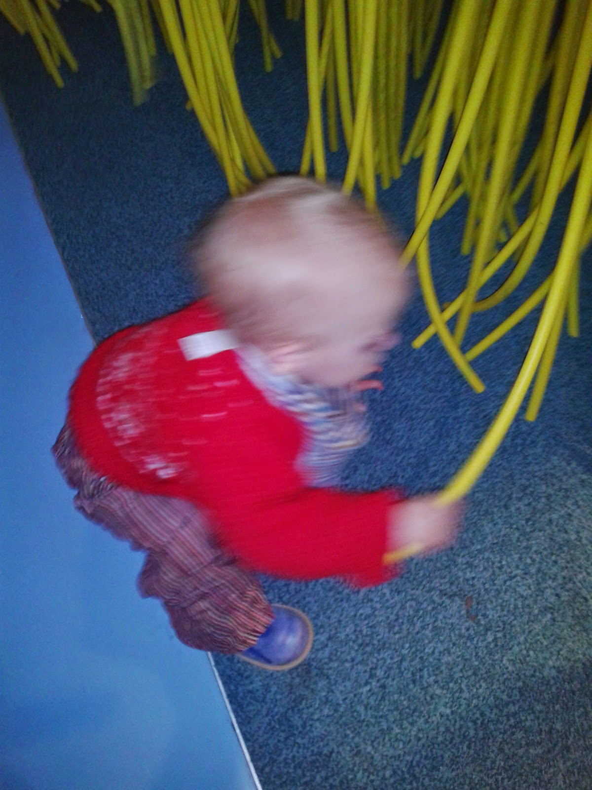 Sensory play Science musuem