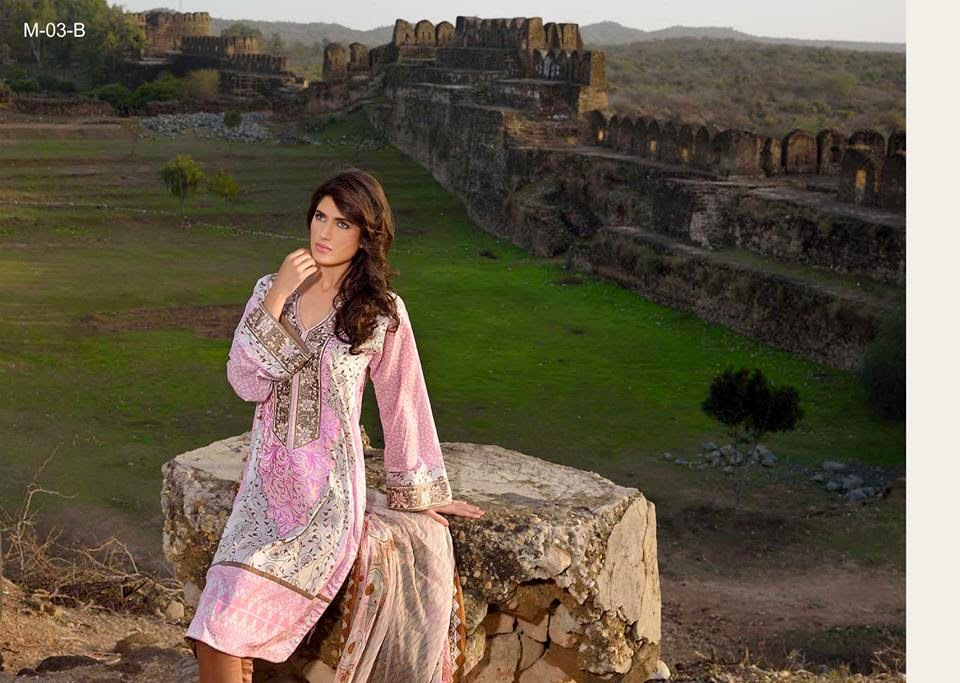 Al Zohaib Summer Dress 2015