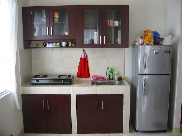 Gambar Dapur Minimalis Sederhana Ukuran Kecil