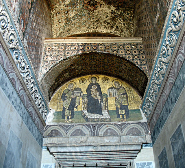 church mosque paintings
