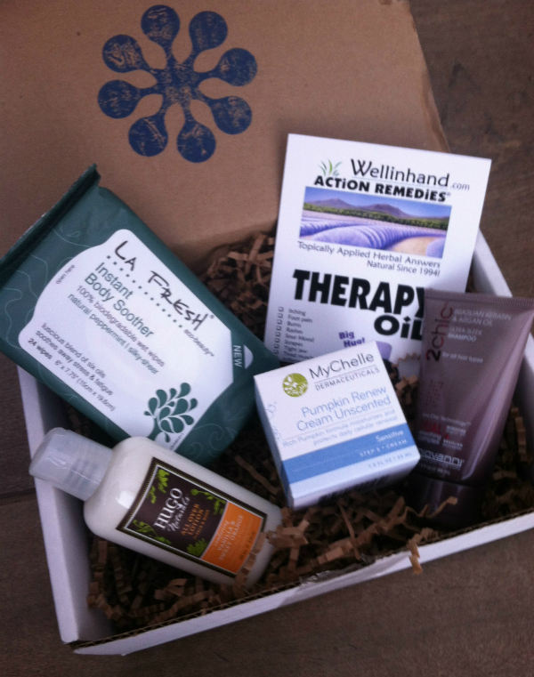 Blissmo Box September 2012 Review - Skin 'n' Hair Care