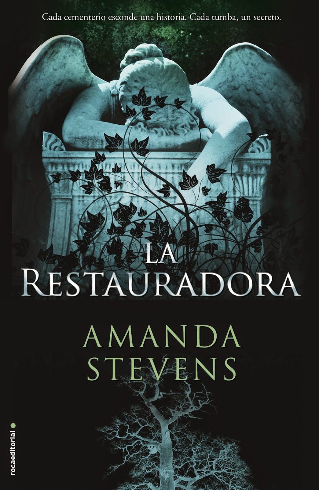 Portada de La Restauradora de Amanda Stevens