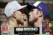 BOXING: Miguel Cotto vs Canelo Alvarez