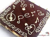 Tarta Ópera-tarta lista