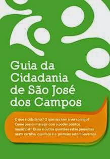 Guia da Cidadania de São José dos Campos/SP - 1a edição