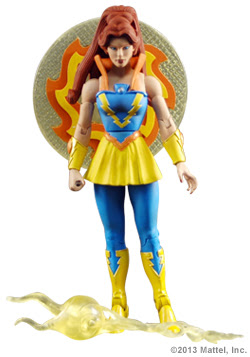 Mattle Matty Collector Master of the Universe MOTU Classics Princess of Power Castaspella figure
