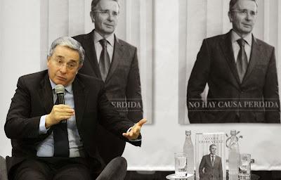 Álvaro Uribe Vélez | Cartel reelección | Copolitica