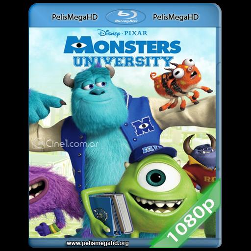 MONSTERS UNIVERSITY (2013) 1080P HD MKV ESPAÑOL LATINO