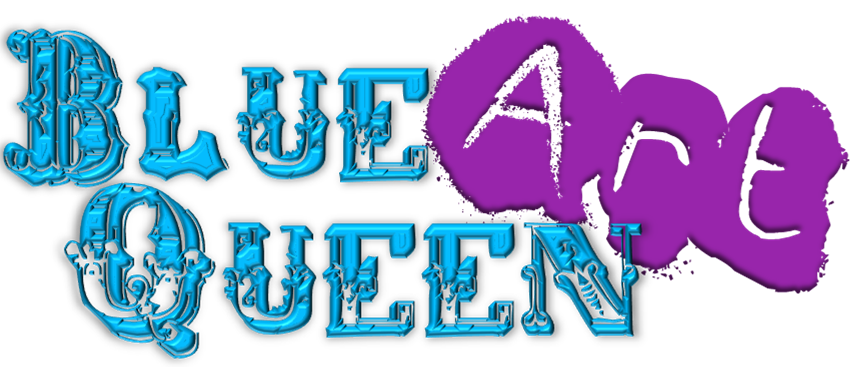 Blue Queen Art ©
