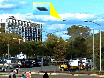 UFO OVER STATEN ISLAND NEW YORK as Submitted To MUFON (Edt Emphasize Object)