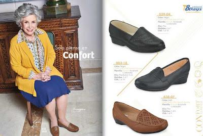 Catalogo de calzado 8 Days cklass confort otoño invierno 2015