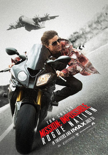 Mission: Impossible Rogue Nation (BRRip 1080p Dual Latino / Ingles) (2015)