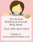 3rd Annual KnitCroBlo Week