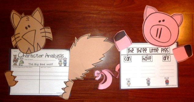 three little pigs analysis