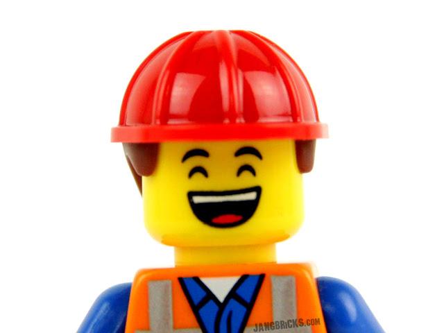 Lego people hair