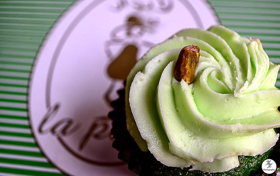 La Poire Cupcakes - Y&Y Photography