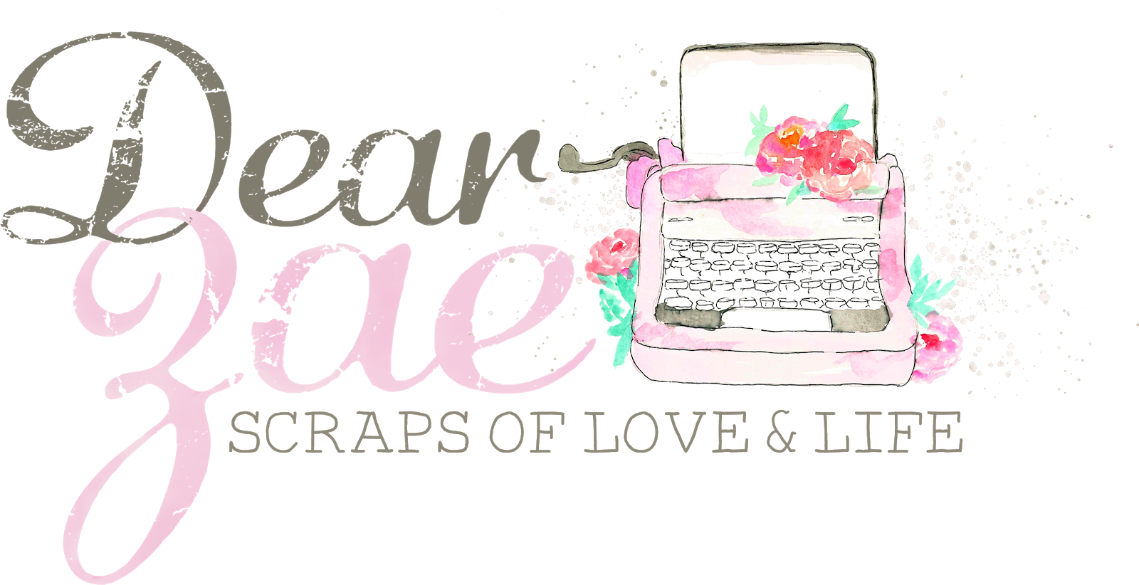Dear Zae Scrapbooking Blog