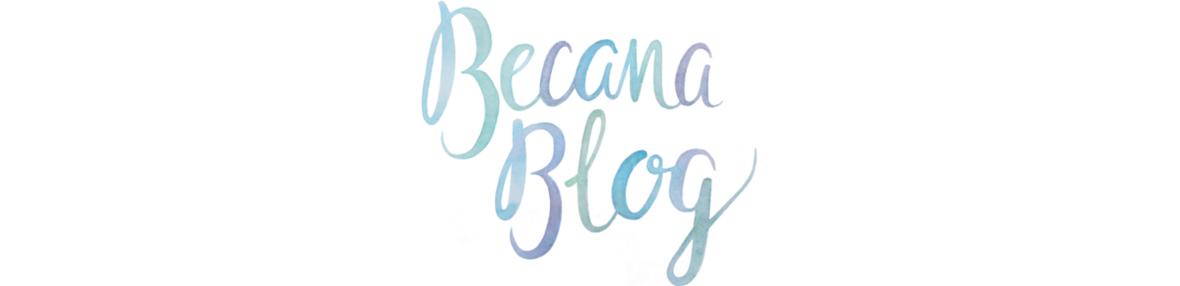 Becana Blog