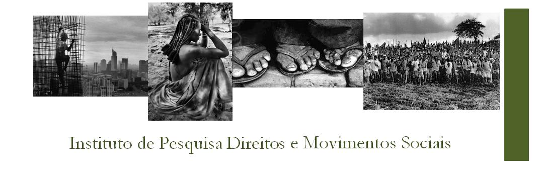 IPDMS - Instituto de Pesquisa, Direitos e Movimentos Sociais