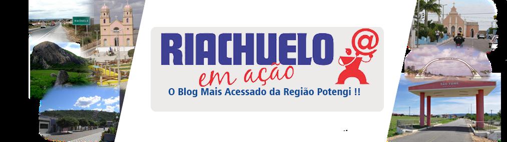 RIACHUELO EM AÇÃO