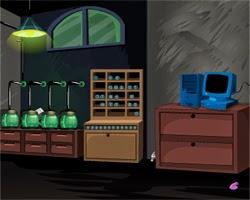 Juegos de Escape Escape From Time Bomb Room