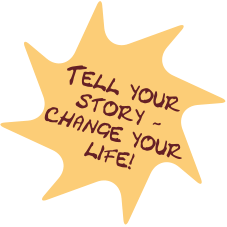 Tell your story -