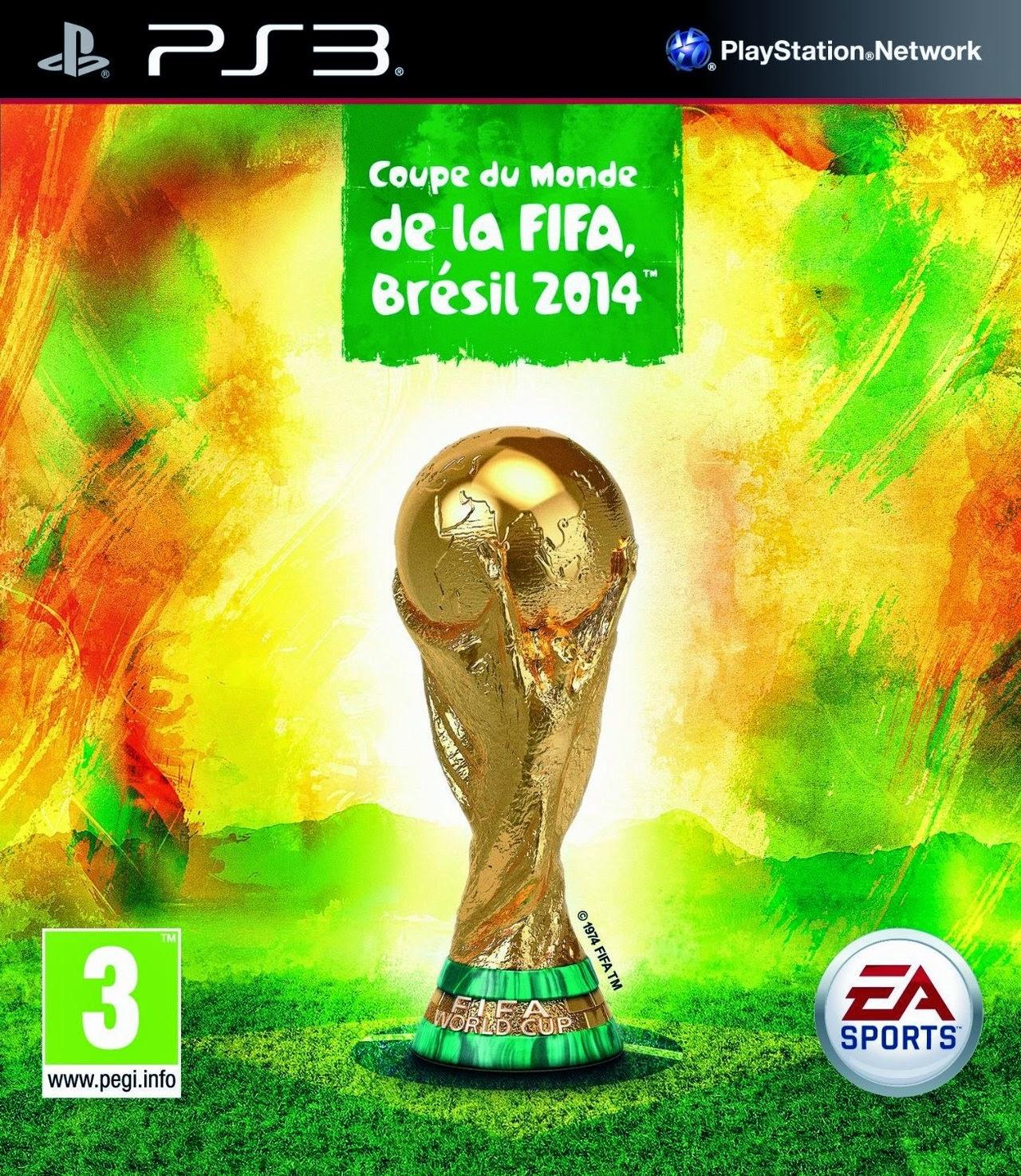 Iso play3 - Coupe du monde de la fifa bresil ps ...