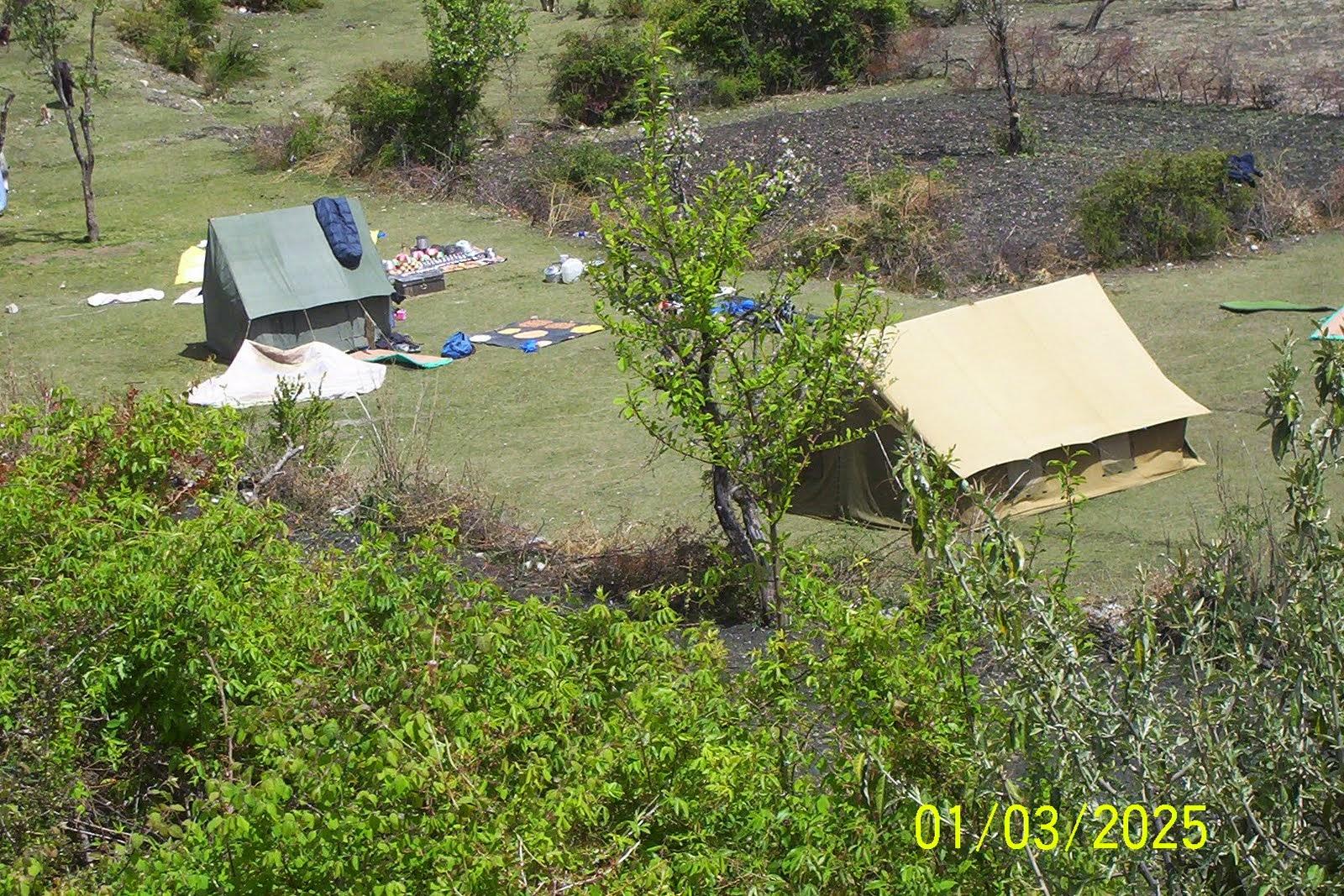 lohajang camping garhwal