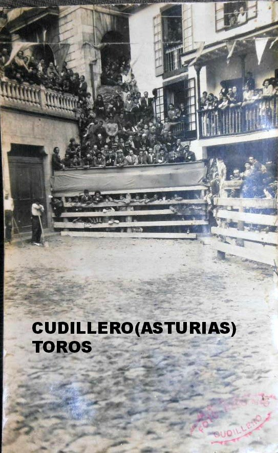 Cudillero Asturias plaza de toros