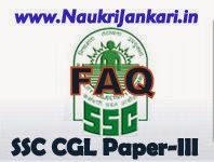 ssc cgl paper-3