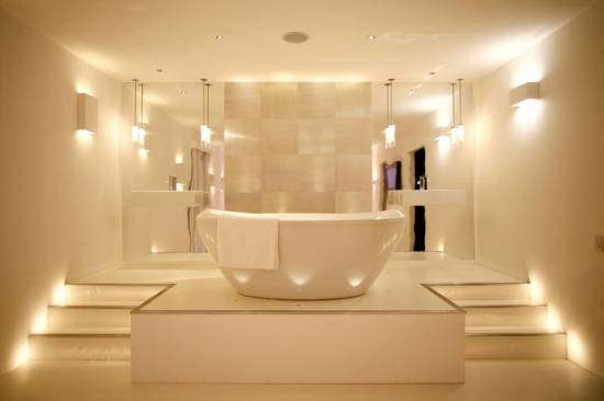 Bathroom lighting design living room design ideas bathroom lighting design aloadofball Gallery