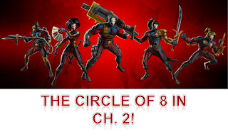 the Circle of 8 in Season 2