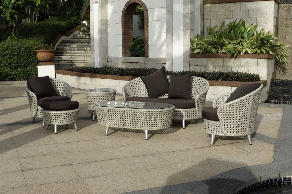 Outdoor sofa furniture designs