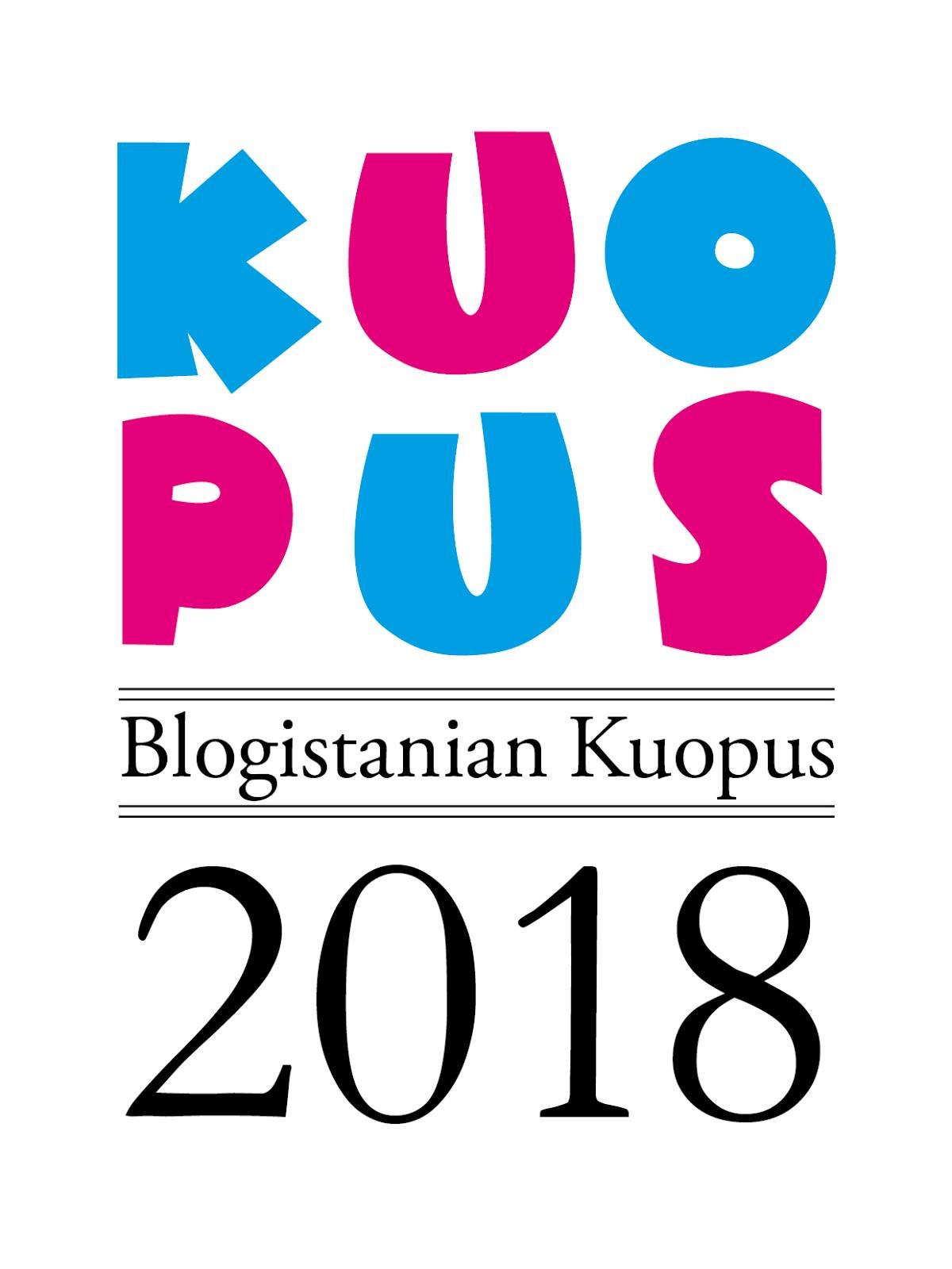 Blogistanian kirjallisuuspalkintojen äänestysohjeet - Äänestys 24.2.2019 klo 10