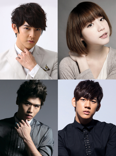 You're Beautiful Korean Drama Cast