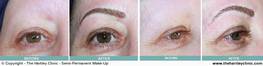 Jan jordan semi permanent makeup micropigmentation in for Natural eyebrow tattoo