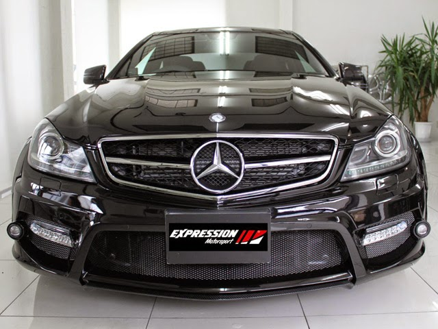 modifikasi mobil mercedes benz expression