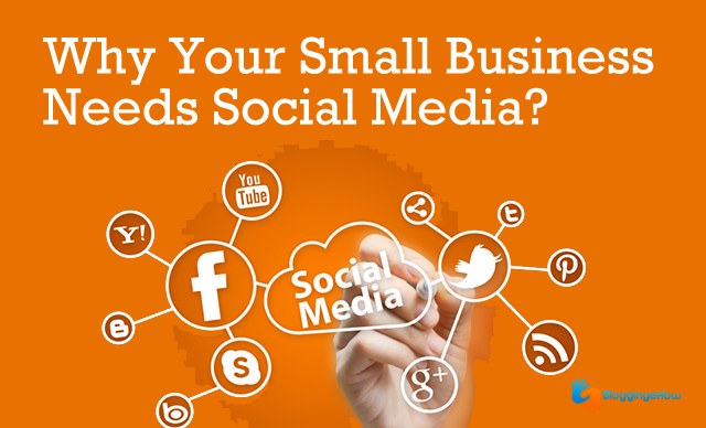 featured social media for business