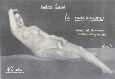 el masoquismo de arturo sallares 1936 coleccion cultura sexual
