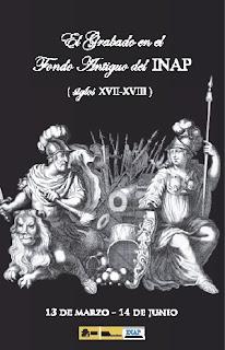 El grabado en el Fondo Antiguo del INAP