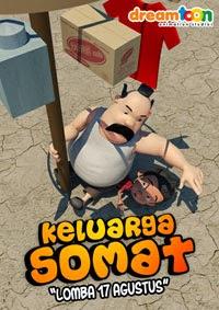 Foto Kartun Indonesia Keluarga Somat