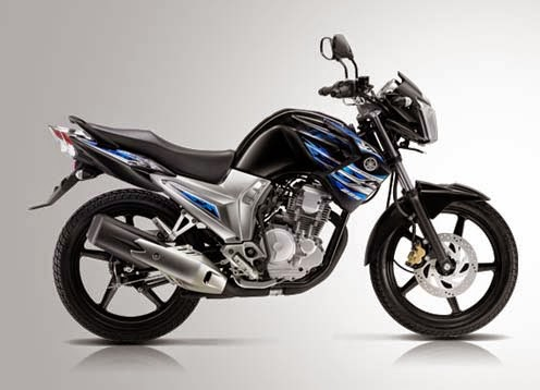 Yamaha Scorpio Z Blue