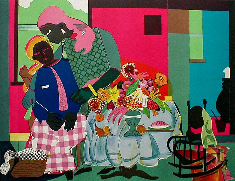 romare bearden the family 5/29/18 – todd johnson 6/1/18 – john rust 6/5/18 – matt stratford 6/8/18 – sandy herrault 6/12/18 – minsky delmonte 6/15/18 – christina raine.