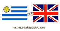 Uruguay vs Gran Bretaña JJOO 2012